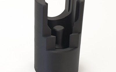 Útil de roscado por impresión 3D
