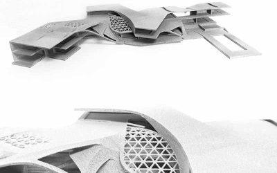 Impresión 3D de maquetas de edificios