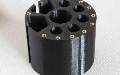 Insertos metálicos en la impresión 3D